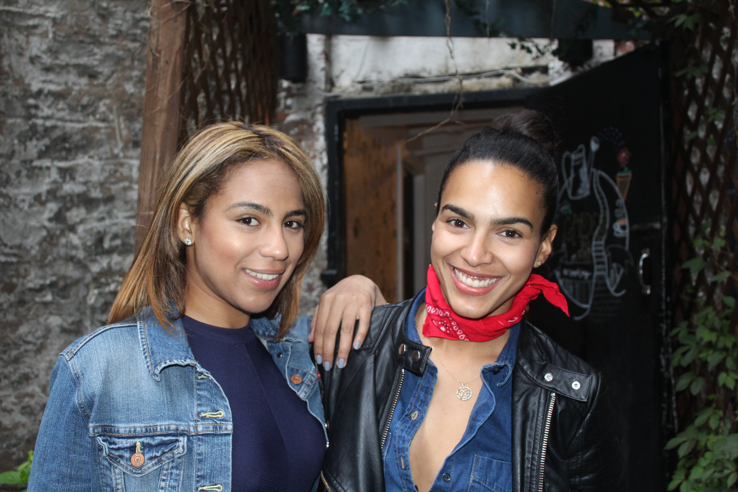 Sisters turned partners - MEET SHANELLY & ROSHELLYTHE SISTERS BEHIND HIGHER DINING