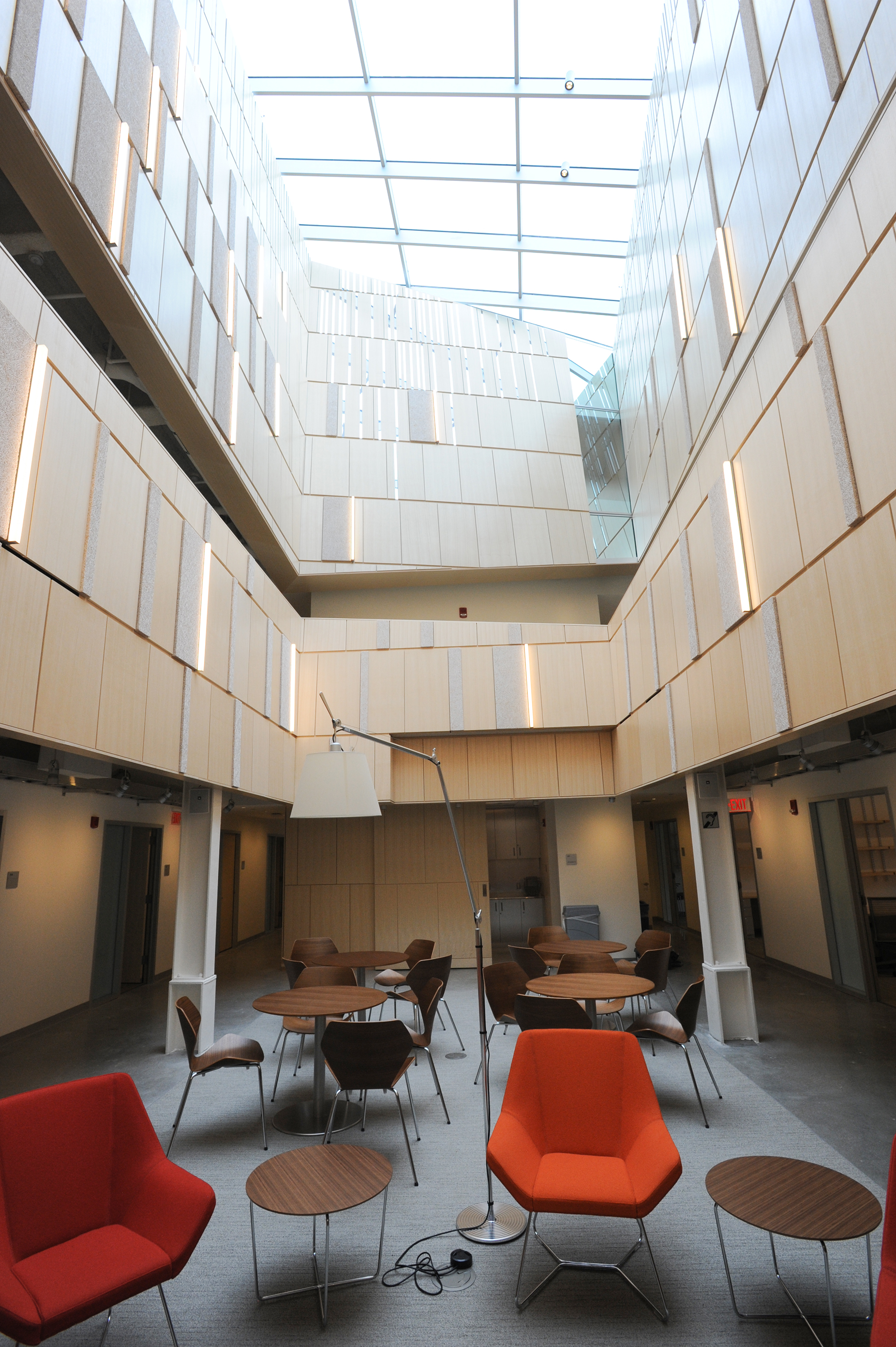 TOZZER Anthropology BUILDING -