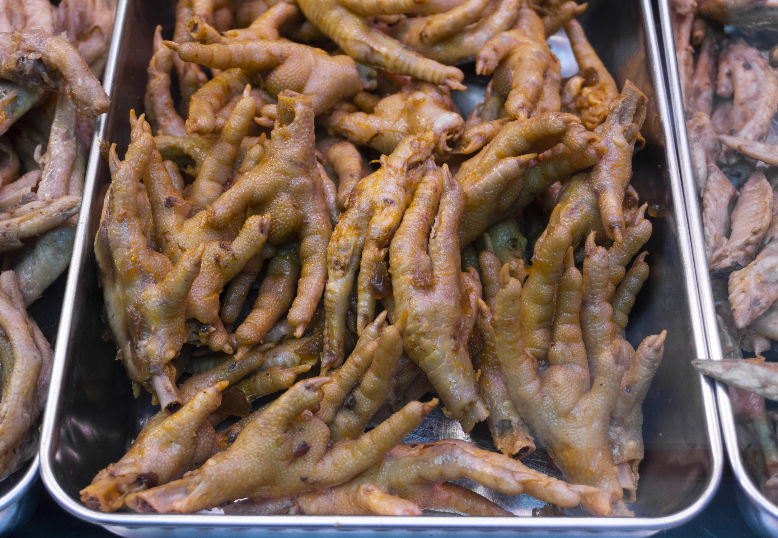 Why China and the U.S. Fight Over Chicken Feet - International squabbles have stopped a once-mighty chicken foot trade.
