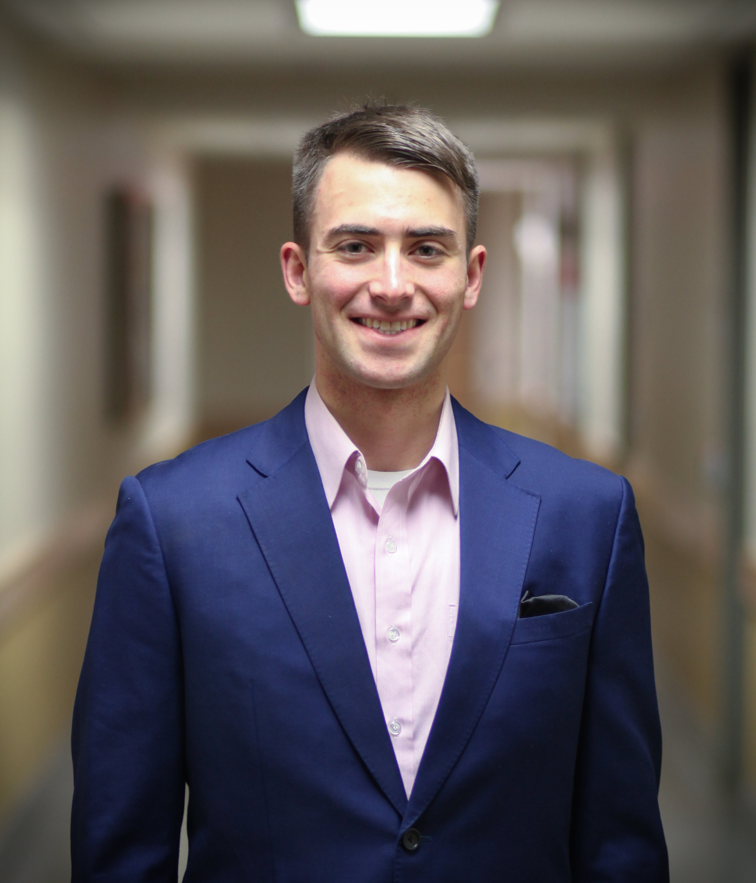 Spencer Drakontaidis- Engineer   Spencer is computer science major at the United States Military Academy at West Point with a concentration in network security and data analysis. His interest in keeping security at the forefront of software development is his focus for The Extra Mile Foundation.