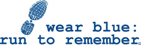 Wear Blue: Run to Remember is a nonprofit running community that honors the service and sacrifice of the American military by creating a support network for military members and their families.