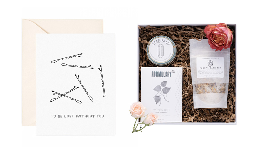 amy zhang creative | happy mother's day card | lost without you mother's day card