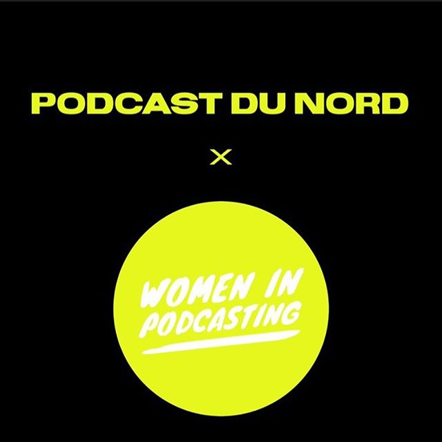 We'll be featured at the Women in Podcasting panel during @podcastdunord this Saturday. Tickets are still available. Use code: FRIENDS to get a full day pass for $100.
