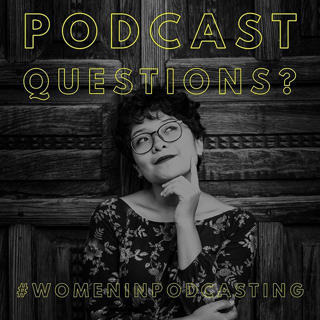 Come get your podcasting questions answered. @womeninpodcasting is TODAY (Sunday, August 11th) 11am - 1pm at Glen Nelson Center in St. Paul, MN.