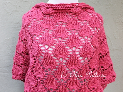Big Shells Shawl