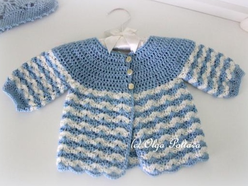 Newborn Baby Sweater