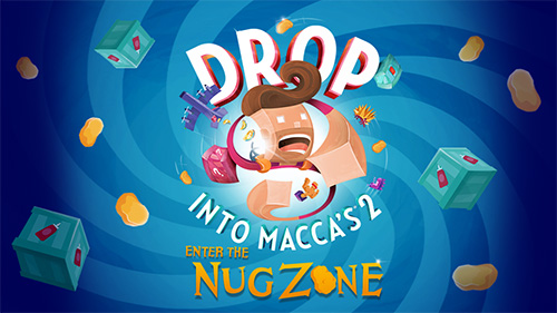 Drop Into Maccas