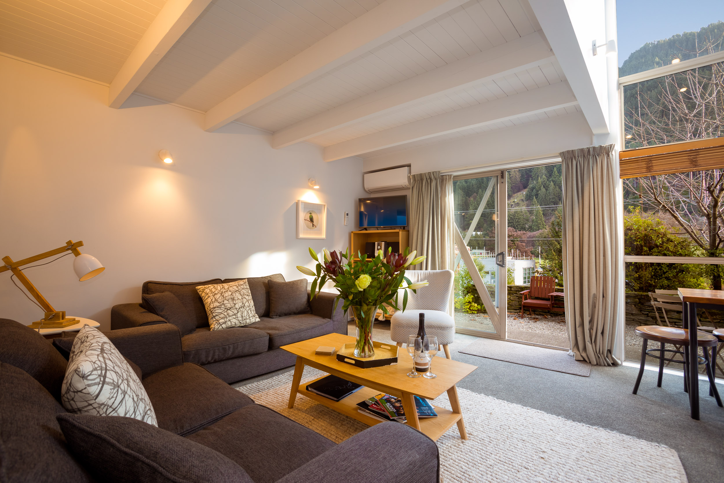 TWO BEDROOM APARTMENTS -
