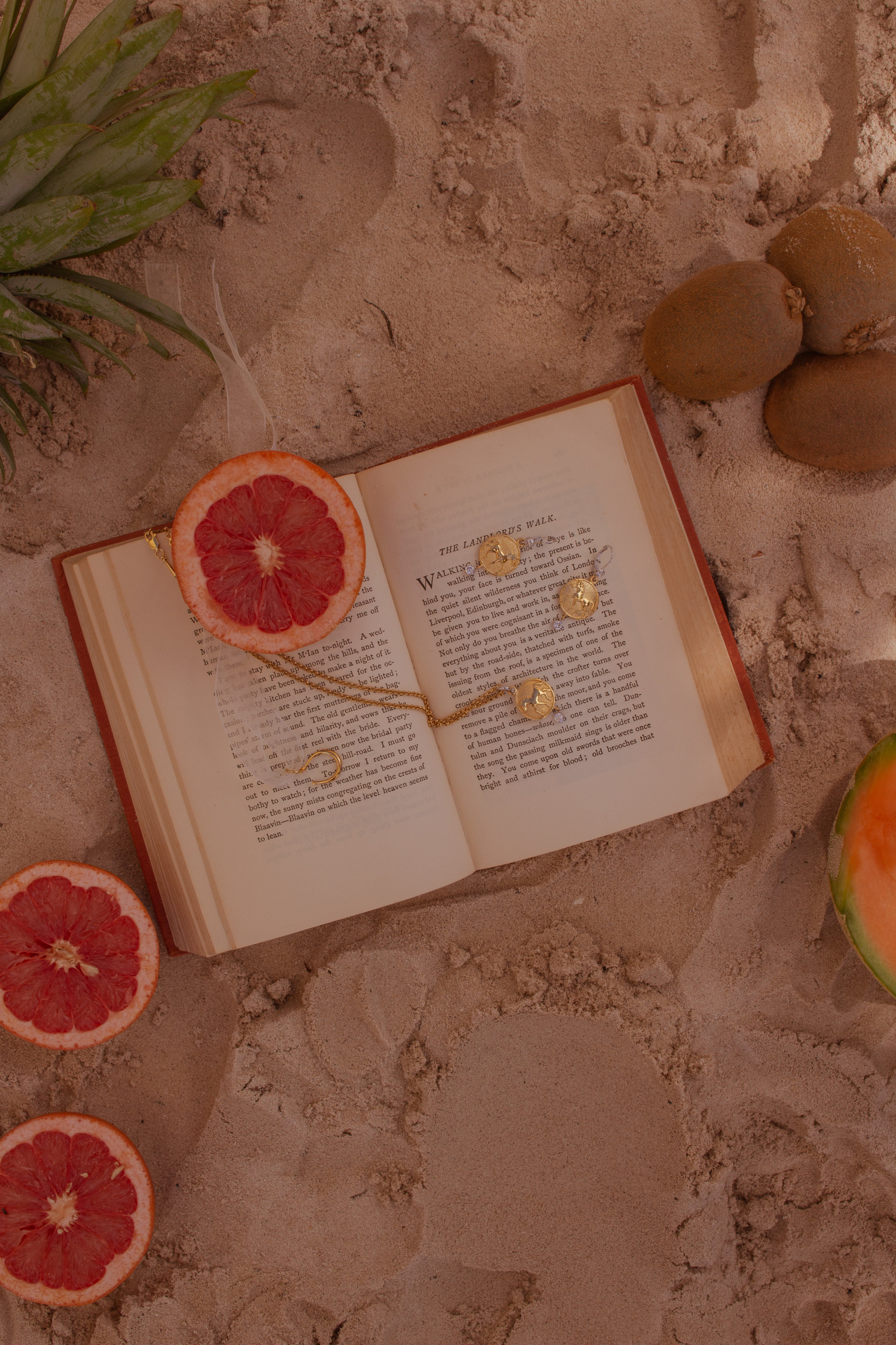 Brand Photography | Beautiful Horse Jewelry | Fruit On The Beach 3