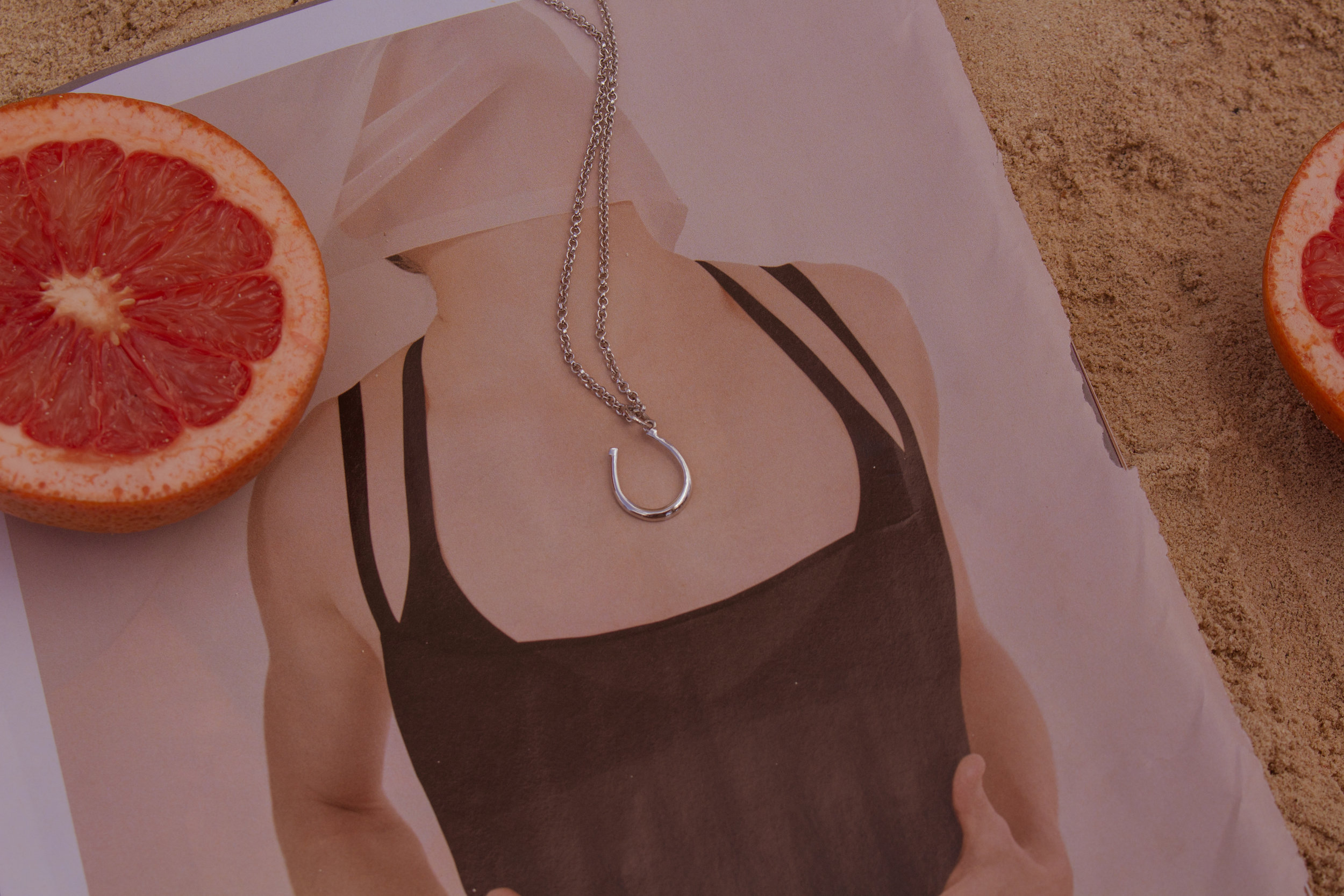 Brand Photography | Beautiful Horse Jewelry | Fruit On The Beach 7