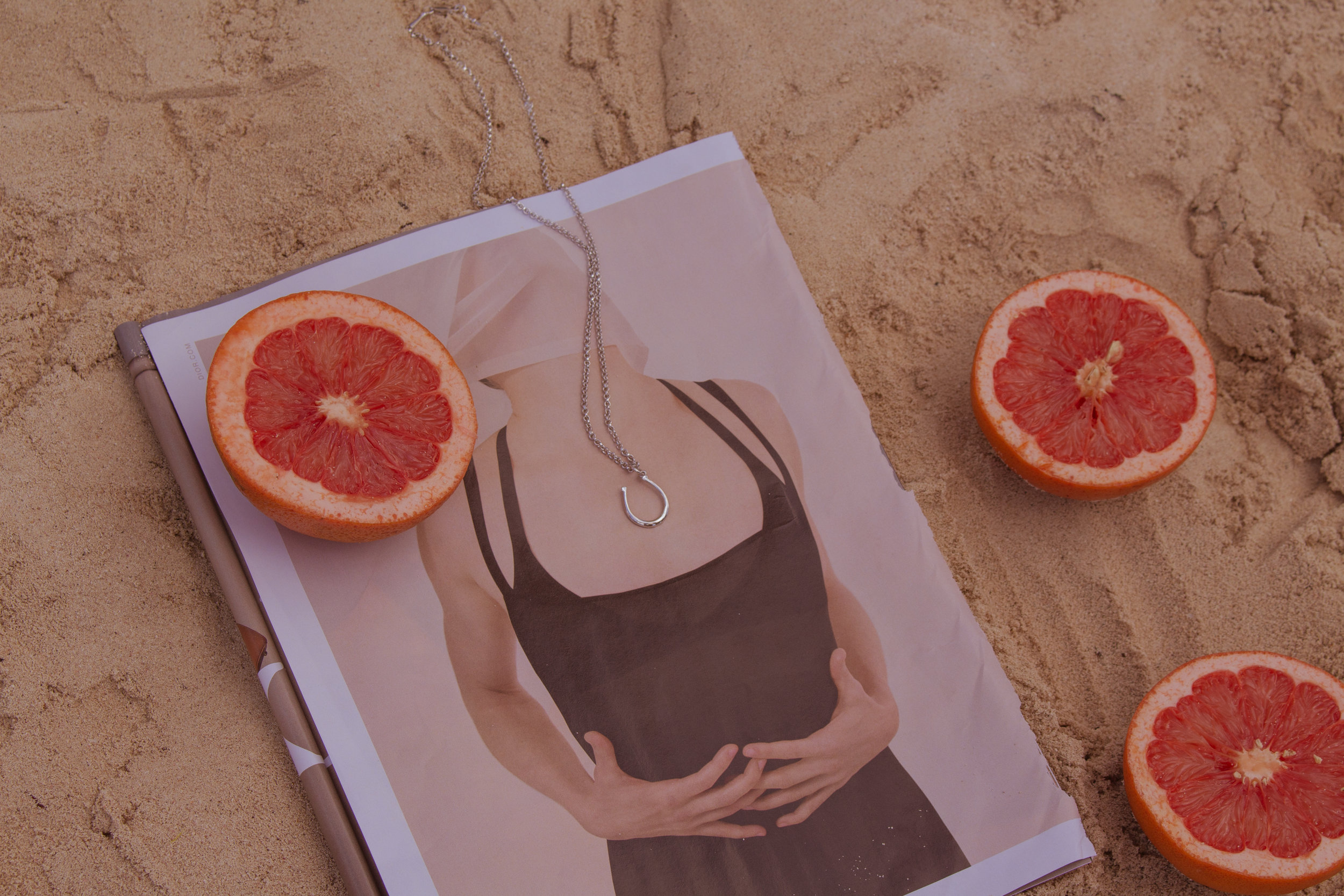 Brand Photography | Beautiful Horse Jewelry | Fruit On The Beach 5