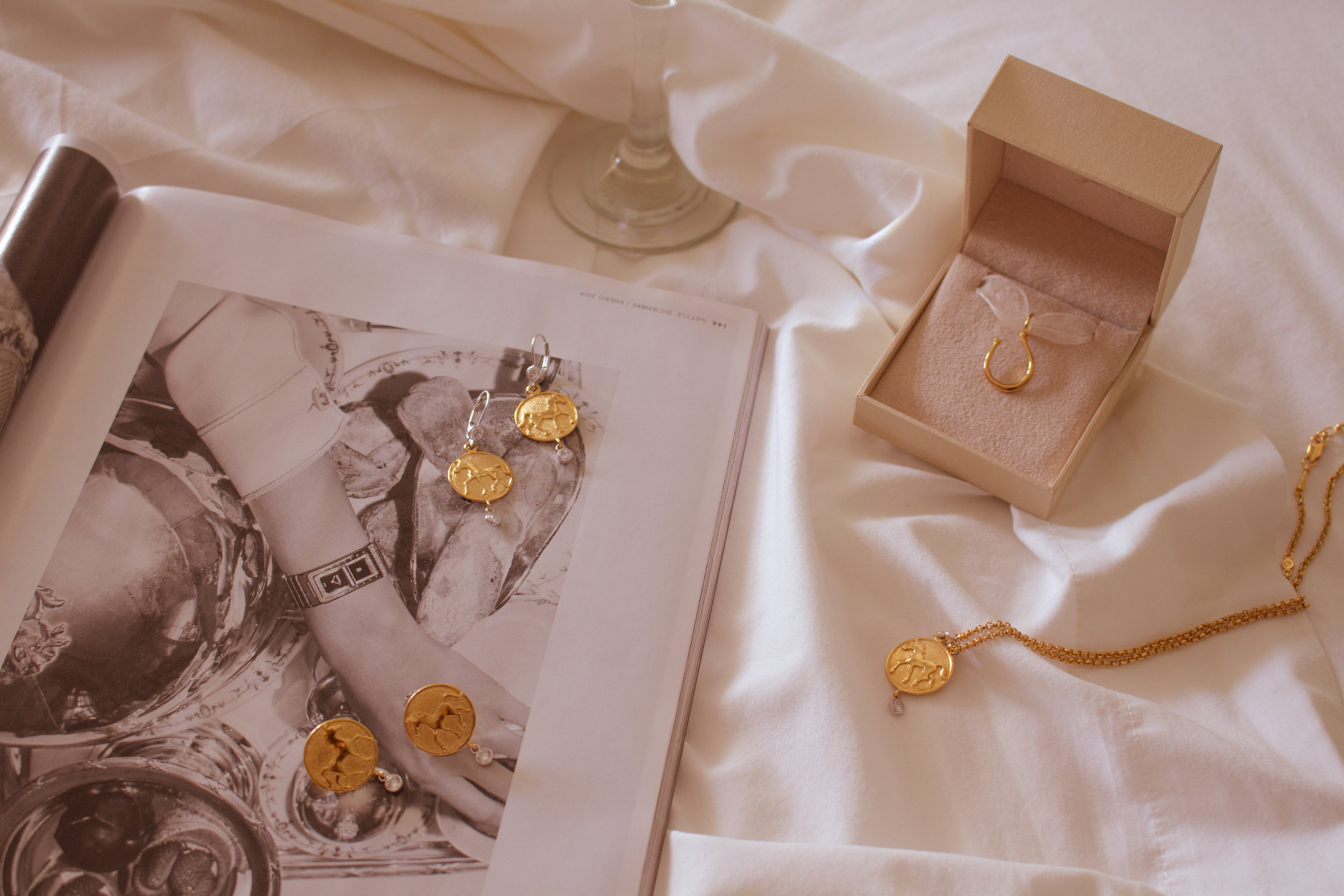 Brand Photography | Beautiful Horse Jewelry | Fresh Off The Press 3