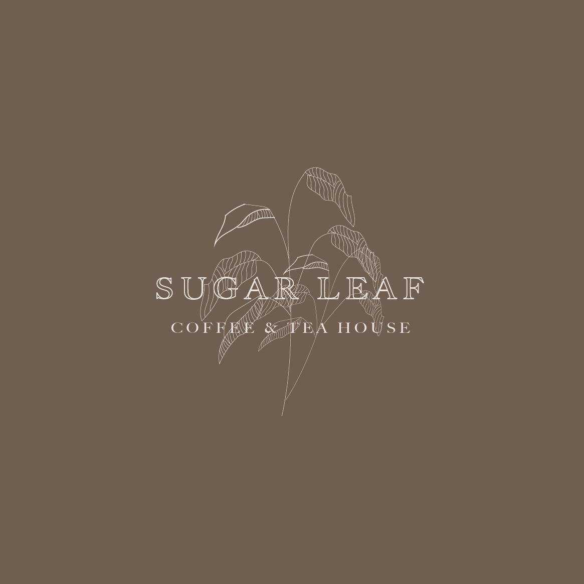 Branding | Logo | Sugar Leaf