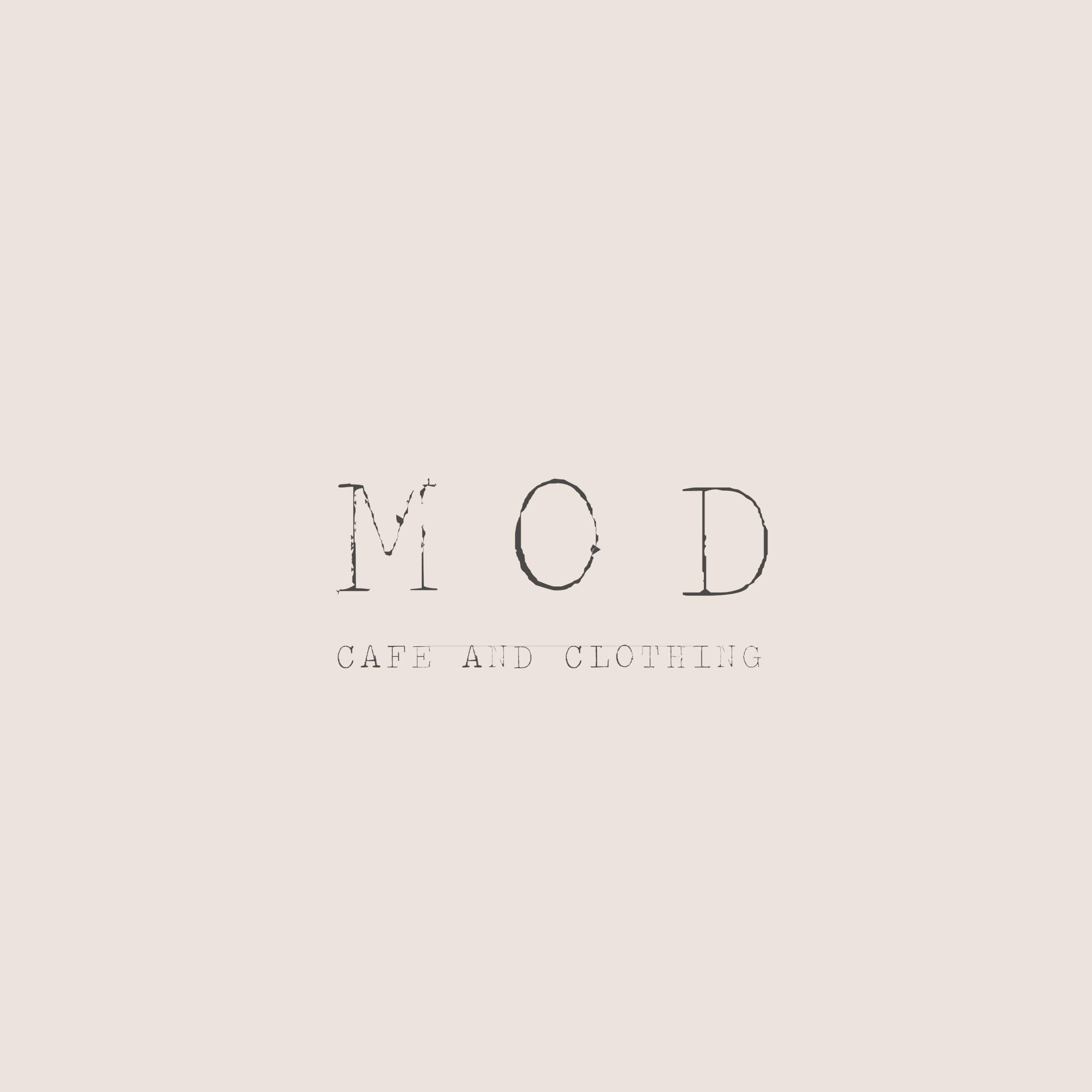 Branding | Logo | Mod Cafe