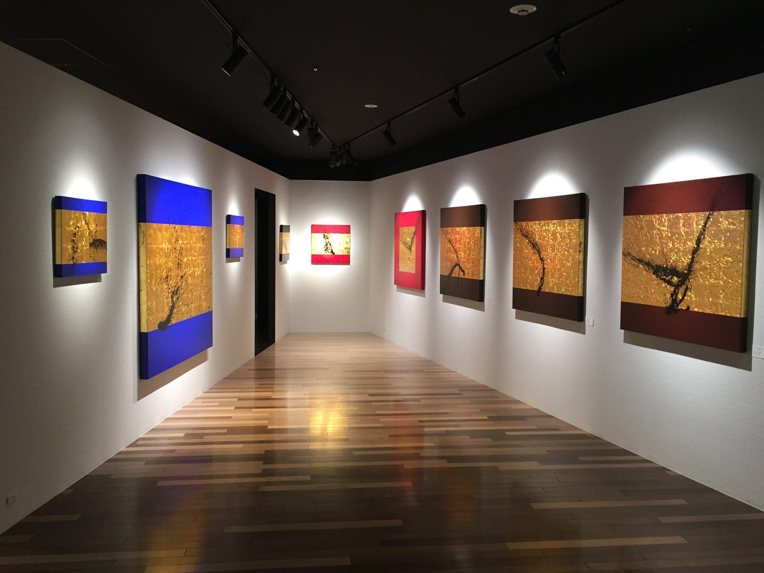 Ginza Six Exhibition 2017