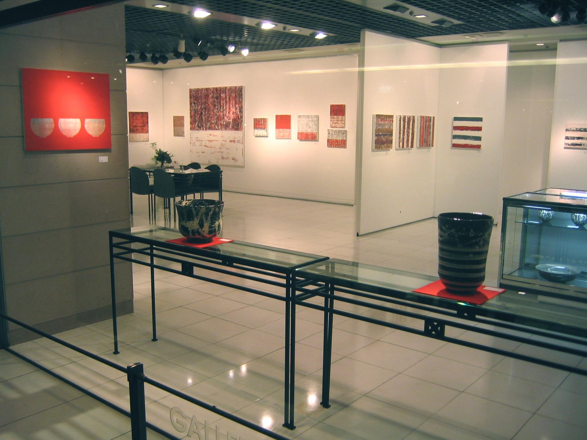 Bunkamura Exhibition 2005 2.jpg