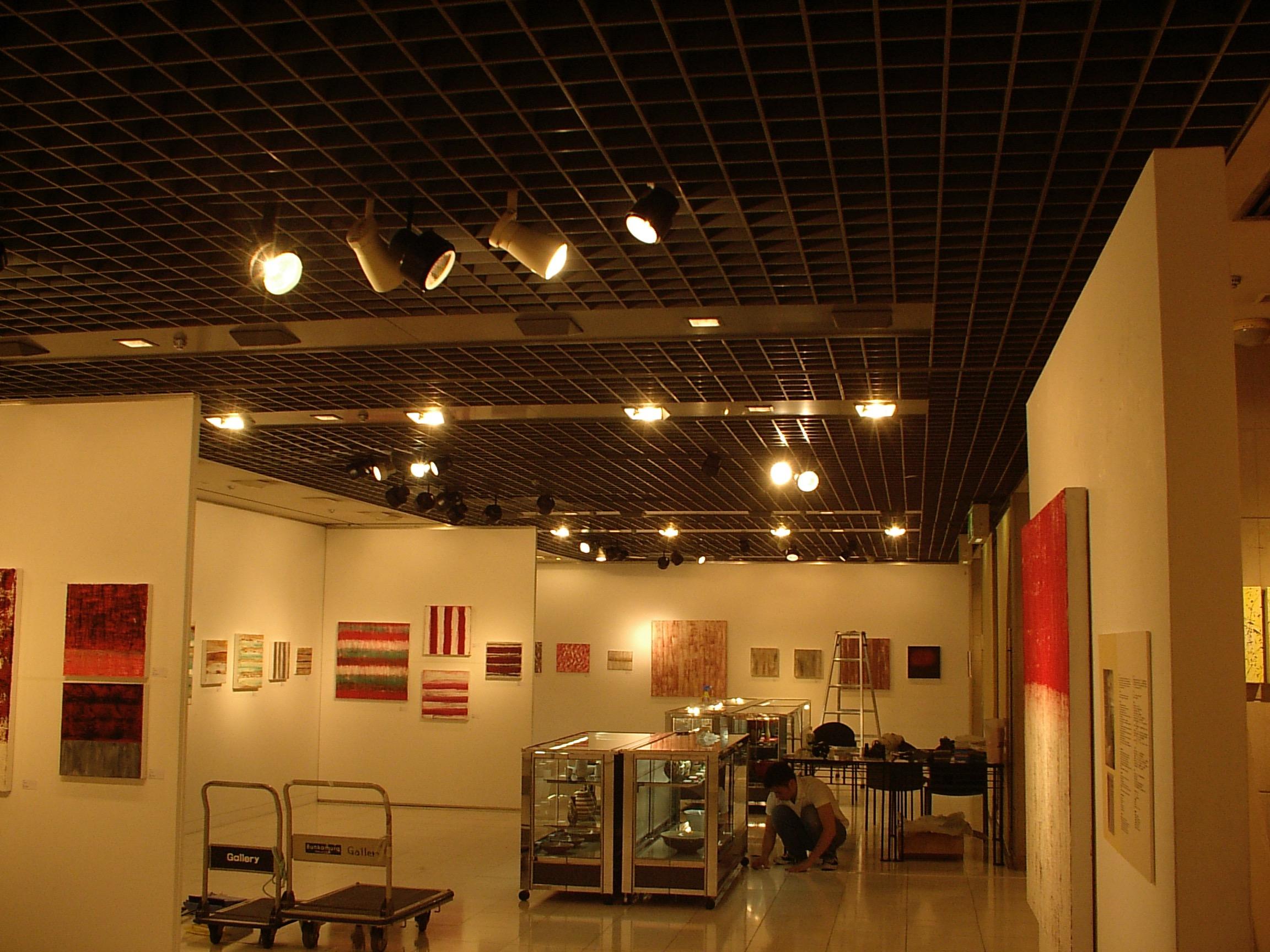 Bunkamura Exhibition 2005 4.jpg