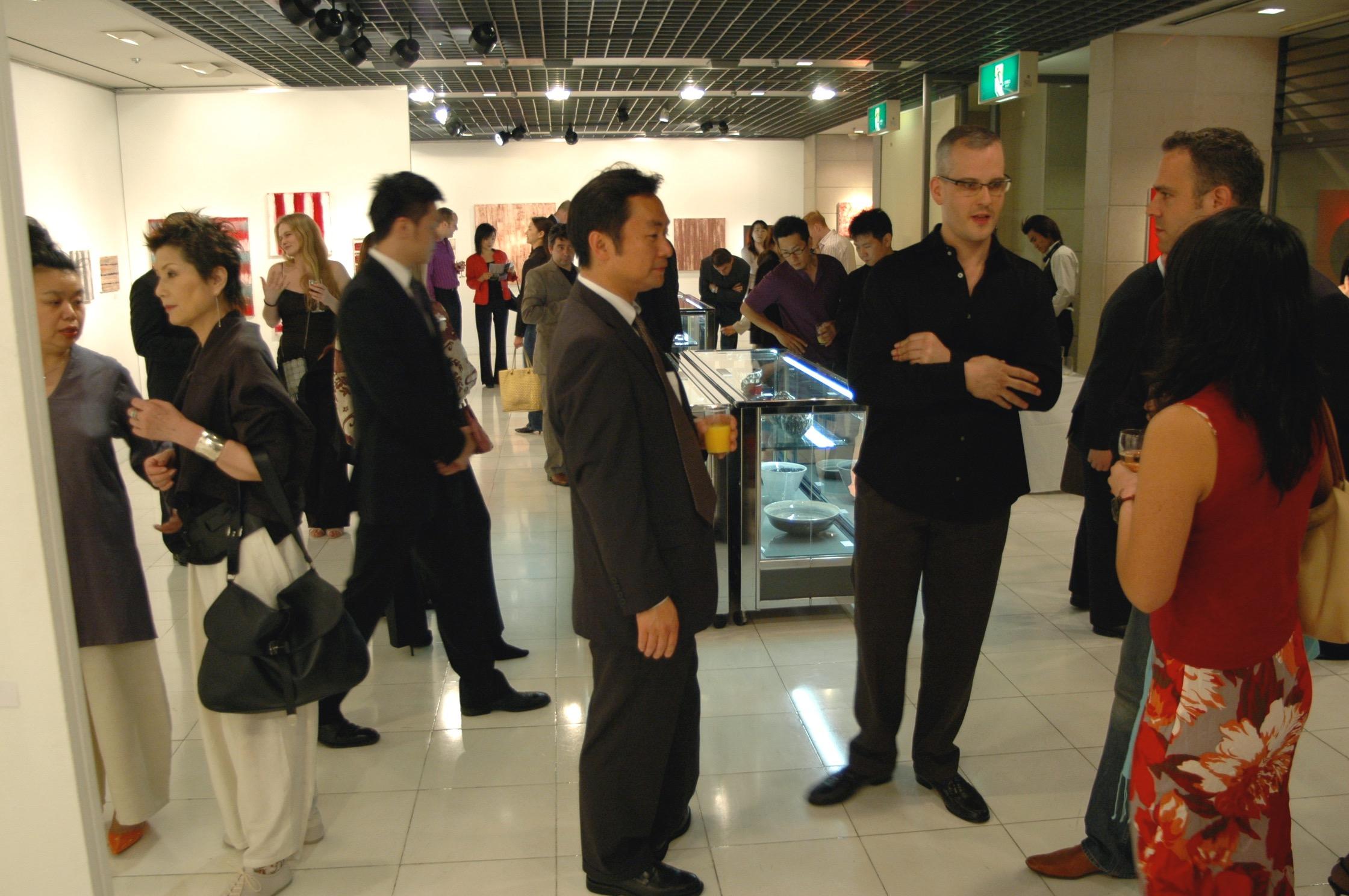 Bunkamura Exhibition 2005 9.jpg