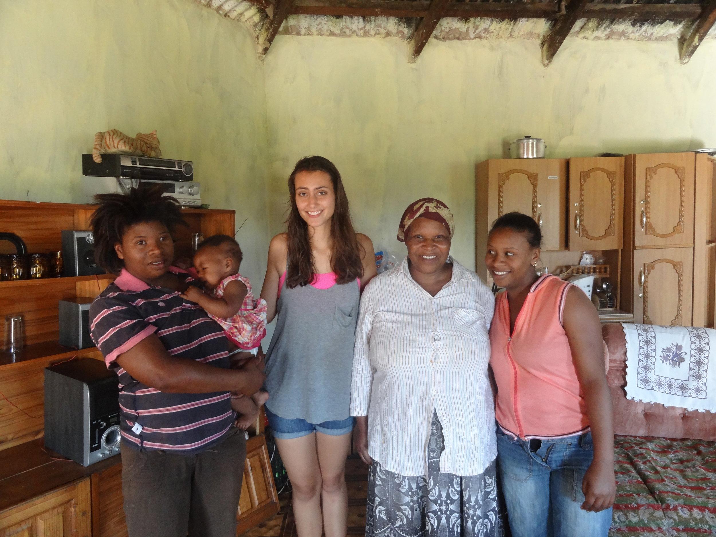 Homestay in Tshabo
