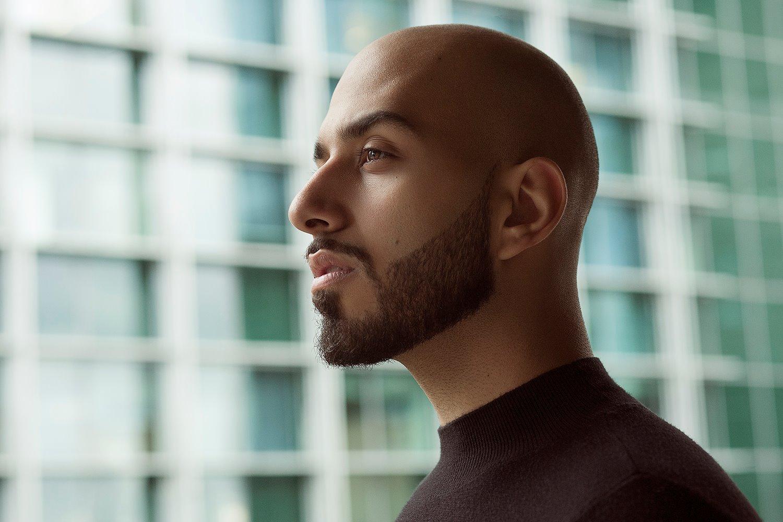 Photographer:  Dan Ostergren  Model:  Bassel Hamieh