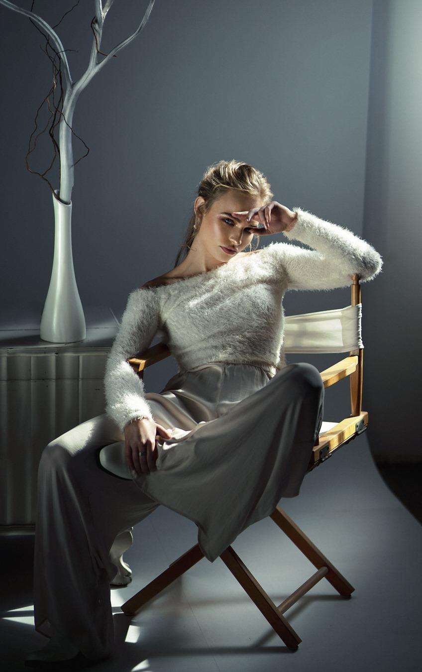 Photographer:  Iryna   Carmichael  Model:  Bianca Ludik  Makeup:  Shana