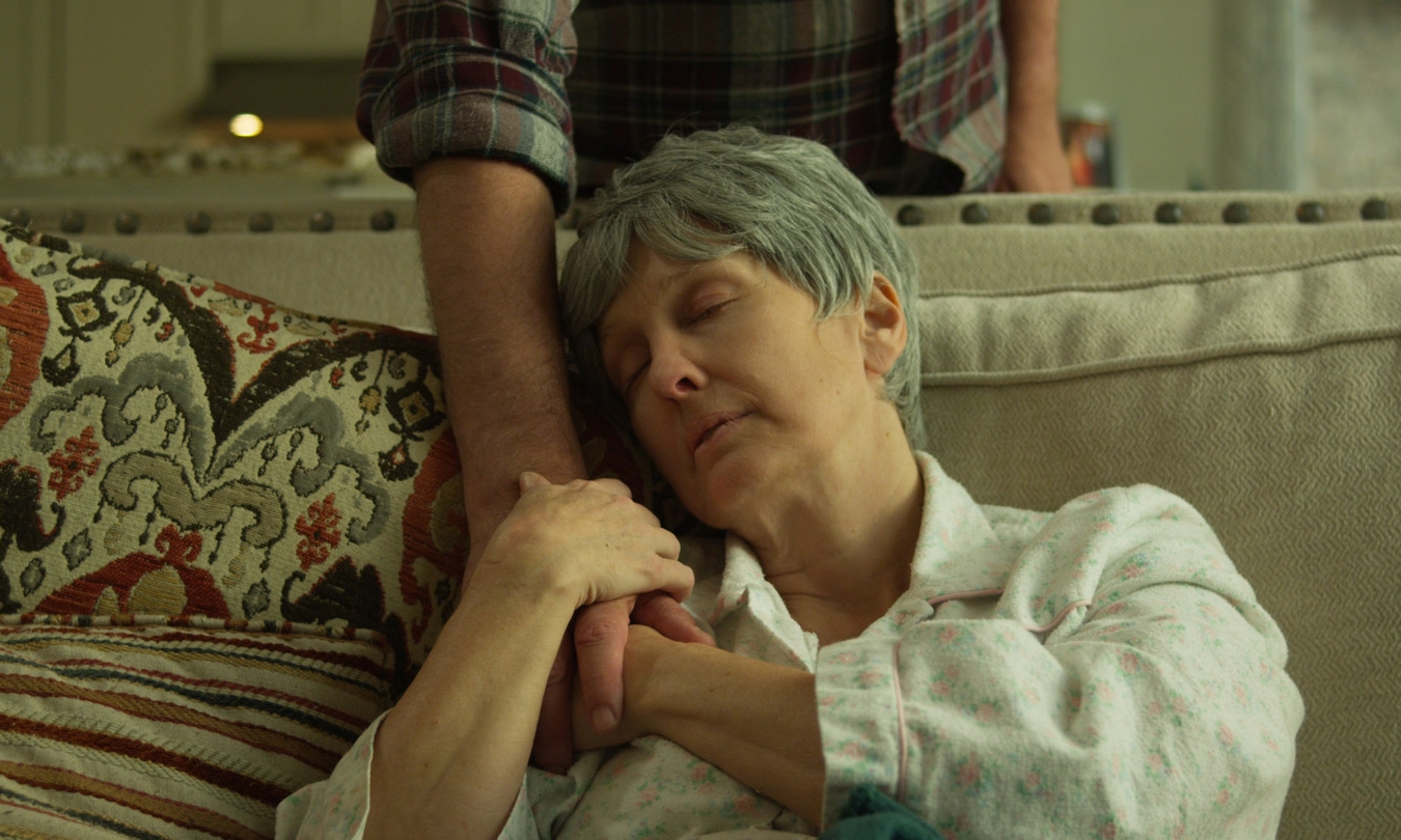 ABIDE - (dir: Molly Vernon/USA/12 min)As a man faces the reality of his wife's dementia, he must decide whether to hold on to his guilt or let her go.