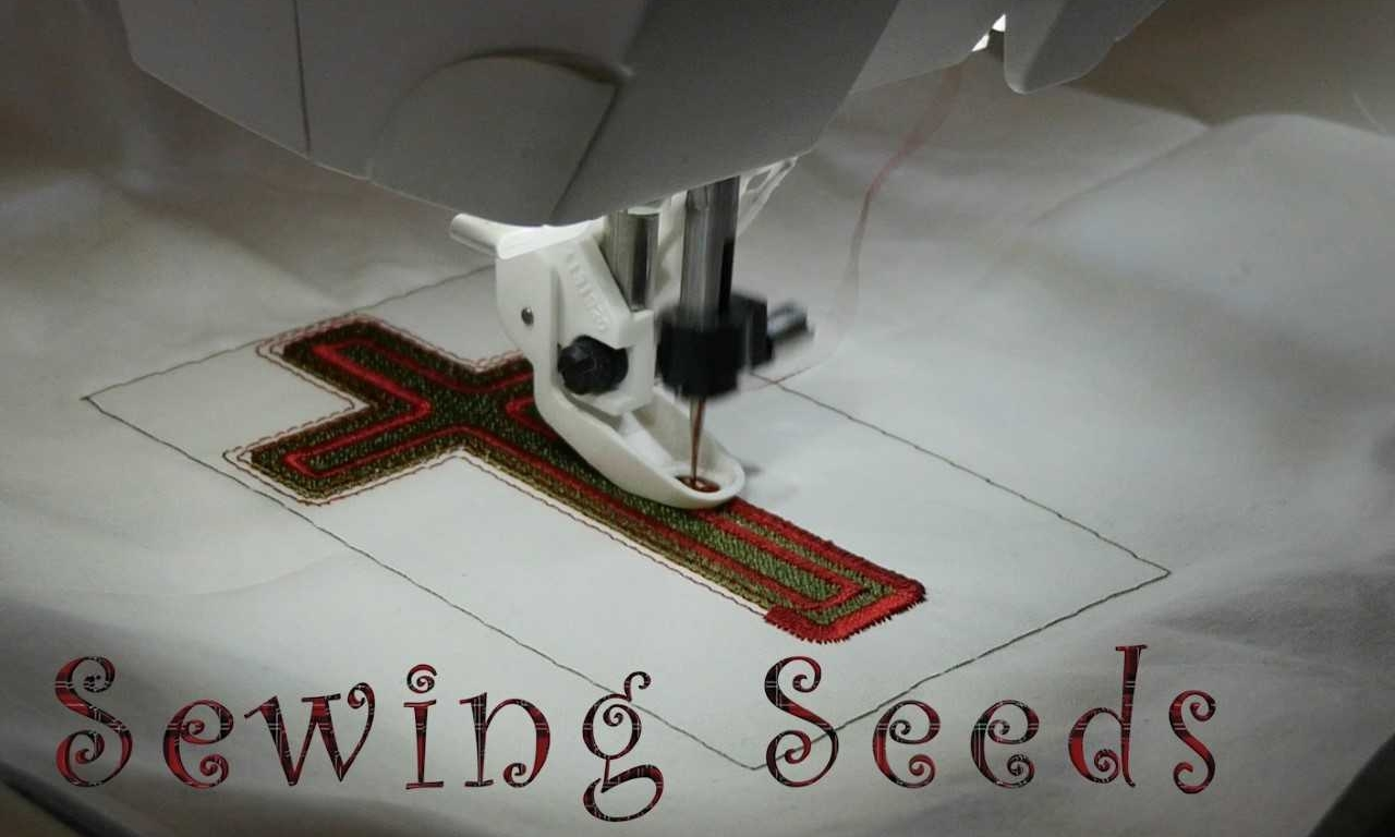 SEWING SEEDS - (dir: Rita Betti/USA/10 min)The Patchwork Prayer Quilter use their talents to create their 'Scripture Quilts' for terminal and chronically ill patients. They have given out over 500 quilts to patients with cancer and other chronic illnesses and have received many testimonies about the blessings these quilts have been to the patients and others involved with them.