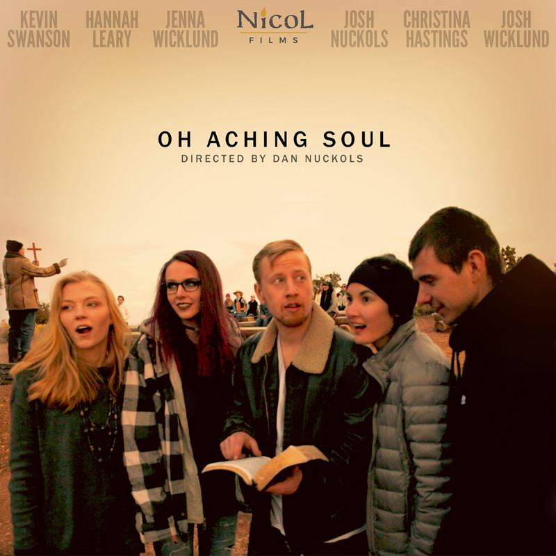 BEST DIRECTOR (SHORT FILM): DANIEL NUCKOLS (OH ACHING SOUL)