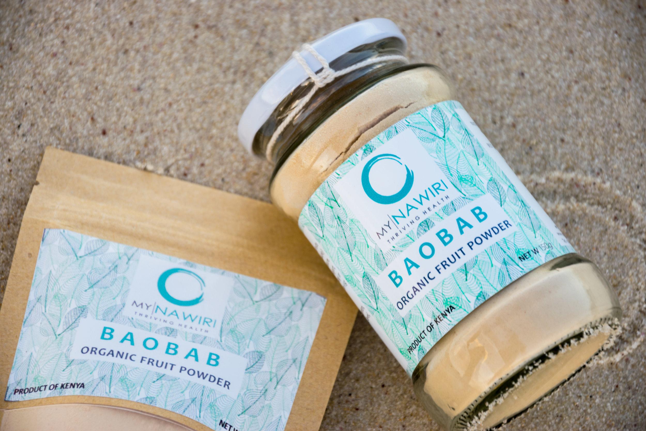 Baobab Fruit Powder -