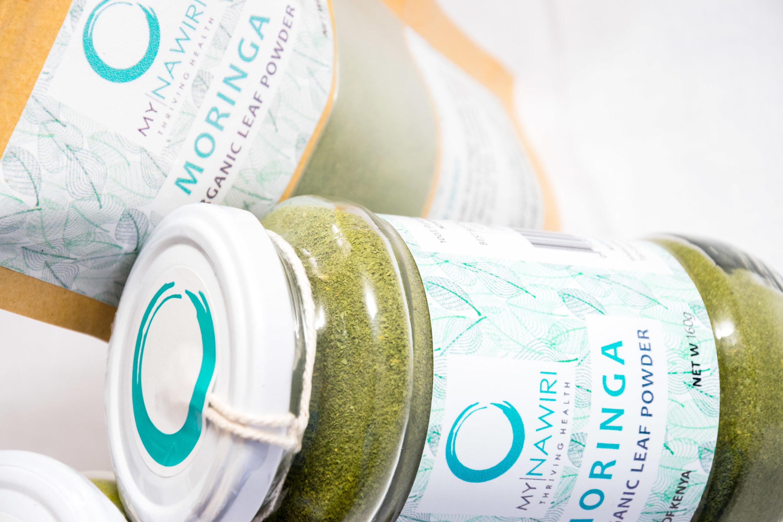 Moringa Leaf Powder -