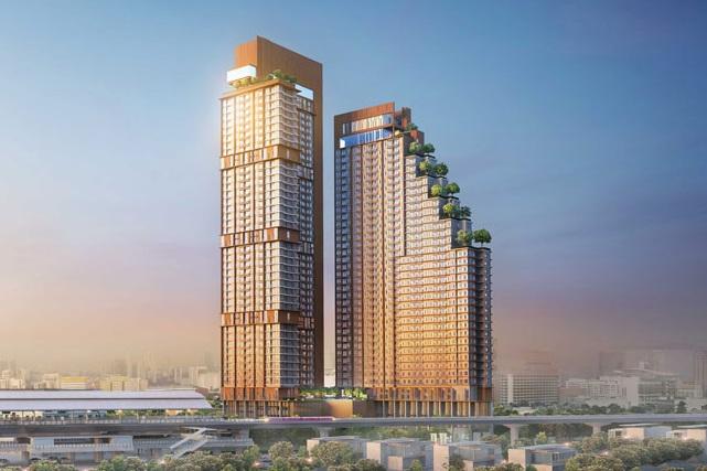 JADE TOWER - Bangkok