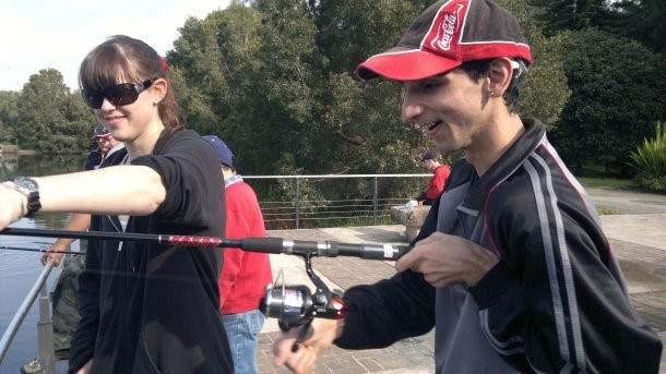 The Fishing 4 Therapy program is helping disabled people in the community get outdoors and become involved in our favourite pastime.