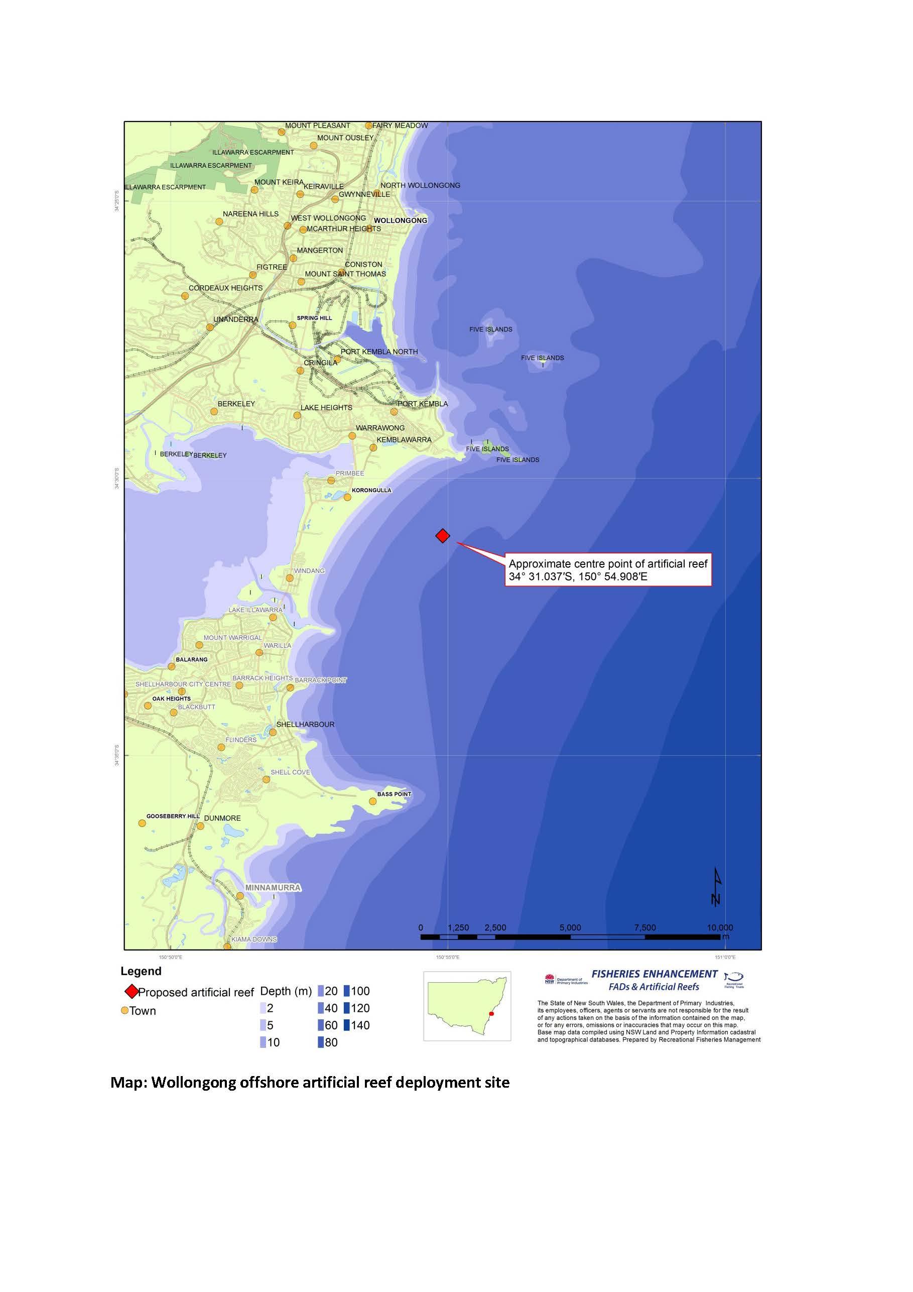 Map - Wollongong offshore artificial reef.jpg