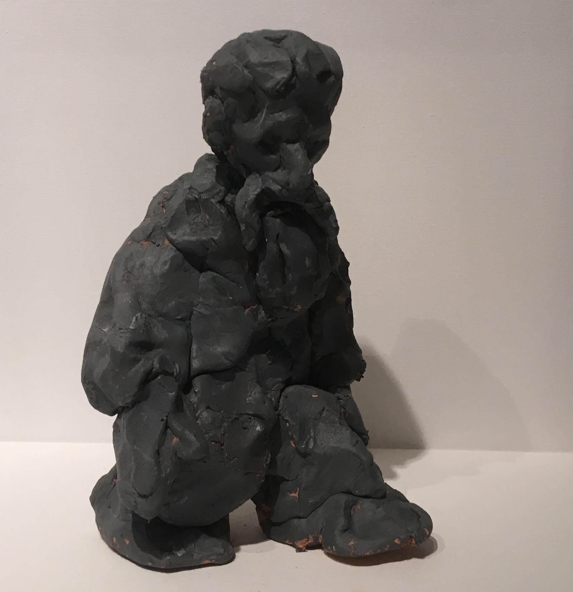 Grey walker  air drying terracotta  £350  Fragile