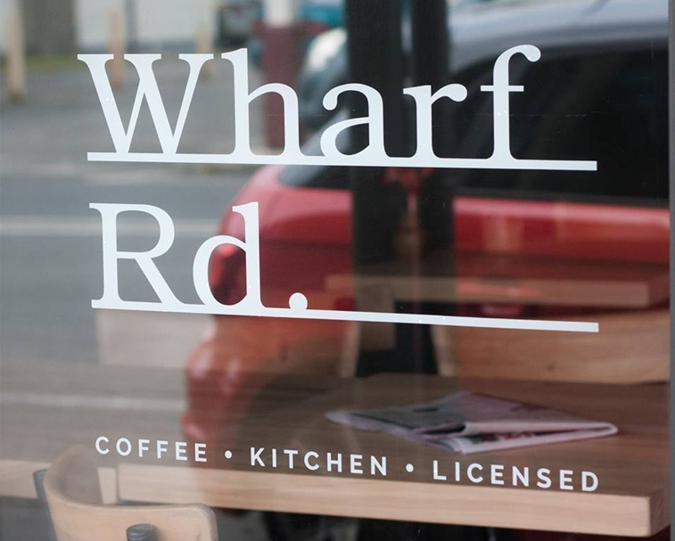 WHARF RD CAFE   24 Wharf Rd, Coromandel Town   Excellent Allpress coffee, beautiful food, sweet vibe – in the middle of town. A great Breakfast or lunch option.