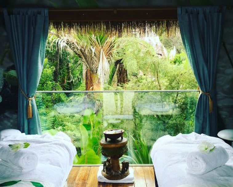 LOST SPRING   121A Cook Dr, Whitianga   Forget the real world for a day and be transported to a magical place. Geo-thermal pools, Restaurant and Day spa, a great place for a few hours of pampering.