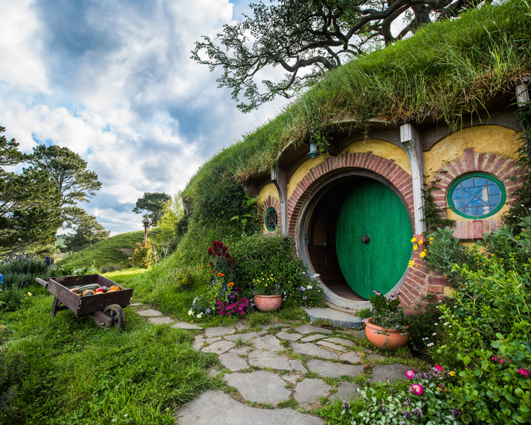 HOBBITON   501 Buckland Rd, Hinuera, Matamata   Have your own Middle-earth adventure.