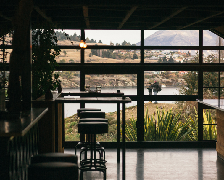 THE SHERWOOD KITCHEN   554 Frankton Rd, Queenstown   Specialising in fresh, seasonal, soul food harvested from their own kitchen gardens, orchards and surrounding farms.