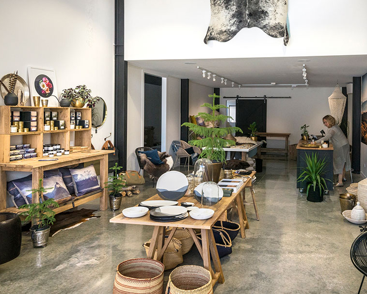 FOLKLORE   19 Holloway St, Clyde    Folklore  Store is home to an artfully curated range of fine goods, home and design wares – sourced locally, throughout New Zealand, and from artisans around the world.