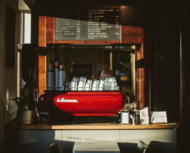 ALLPRESS EXPRESSO ROASTERY CAFE   12 Emily Siedeberg Pl, North Dunedin, Dunedin   Great coffee!