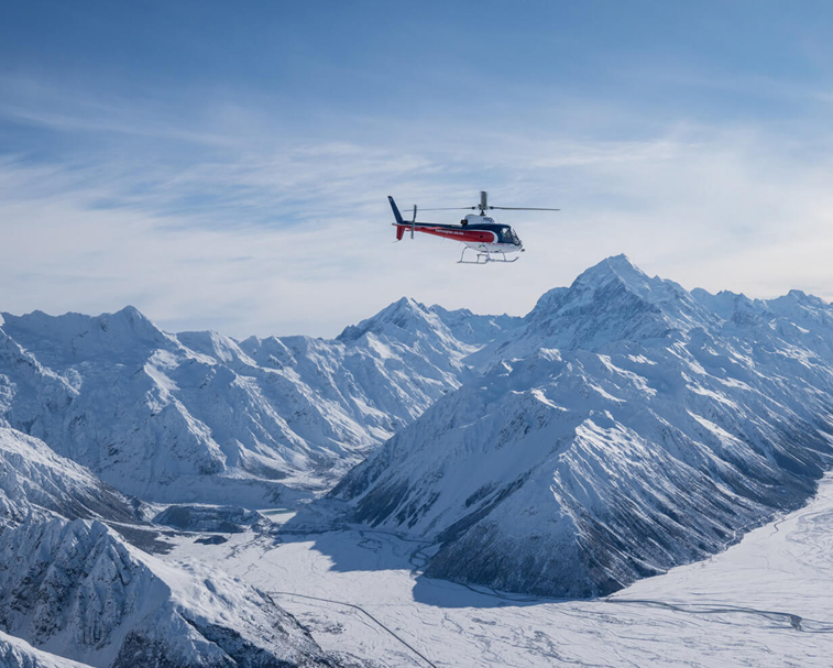 THE HELICOPTER LINE MOUNT COOK   Glentanner Park, State Highway 80   Breathtaking scenic helicopter flights with snow landings in and around Aoraki Mount Cook and Mt Cook National Park. This fantastic Mount Cook activity leaves right from Glentanner Park.