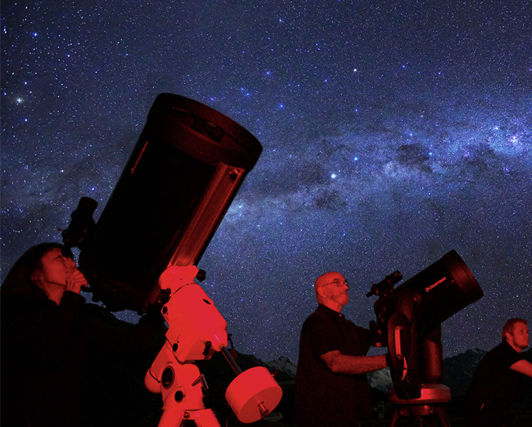 BIG SKY STARGAZING   The Hermitage   The 4367sq km Gold Status Aoraki Mackenzie International Dark Sky Reserve is the largest in the world and for this tour you will be the centre of it all.