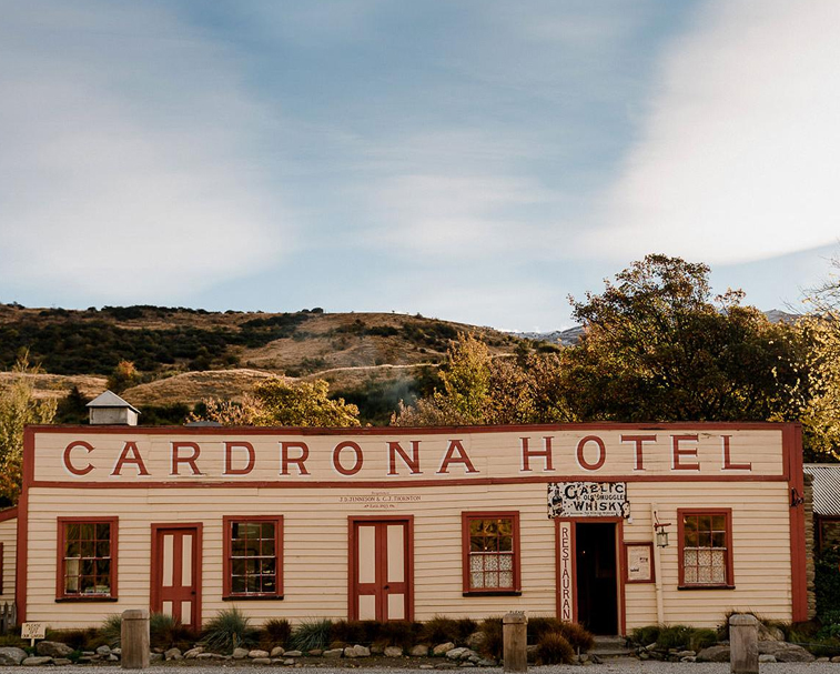 CARDRONA HOTEL   Cardrona Valley Rd, Cardrona   New Zealand's most iconic hotel, situated on the spectacular Crown Range Road..