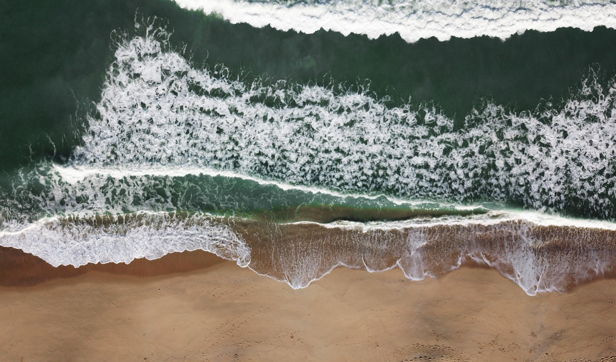 Waves in Bali