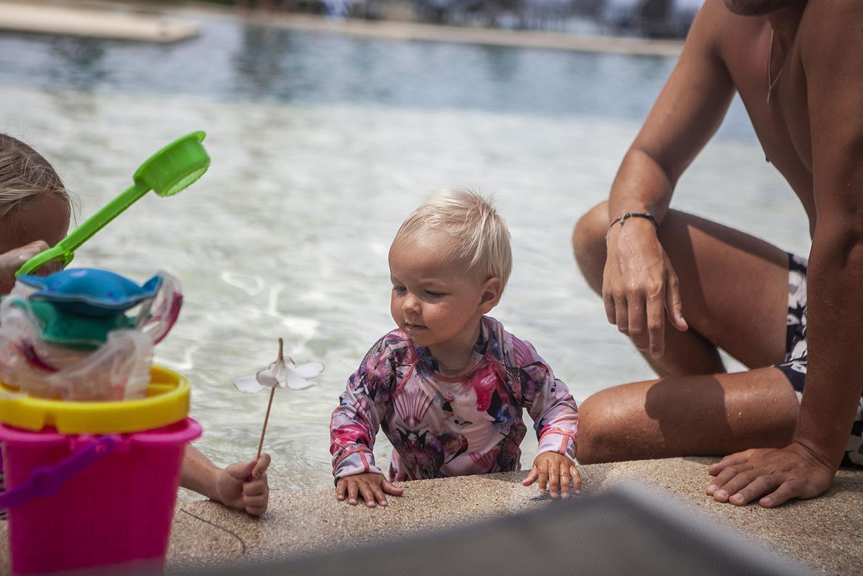 Resa med barn Thailand jordenrunt