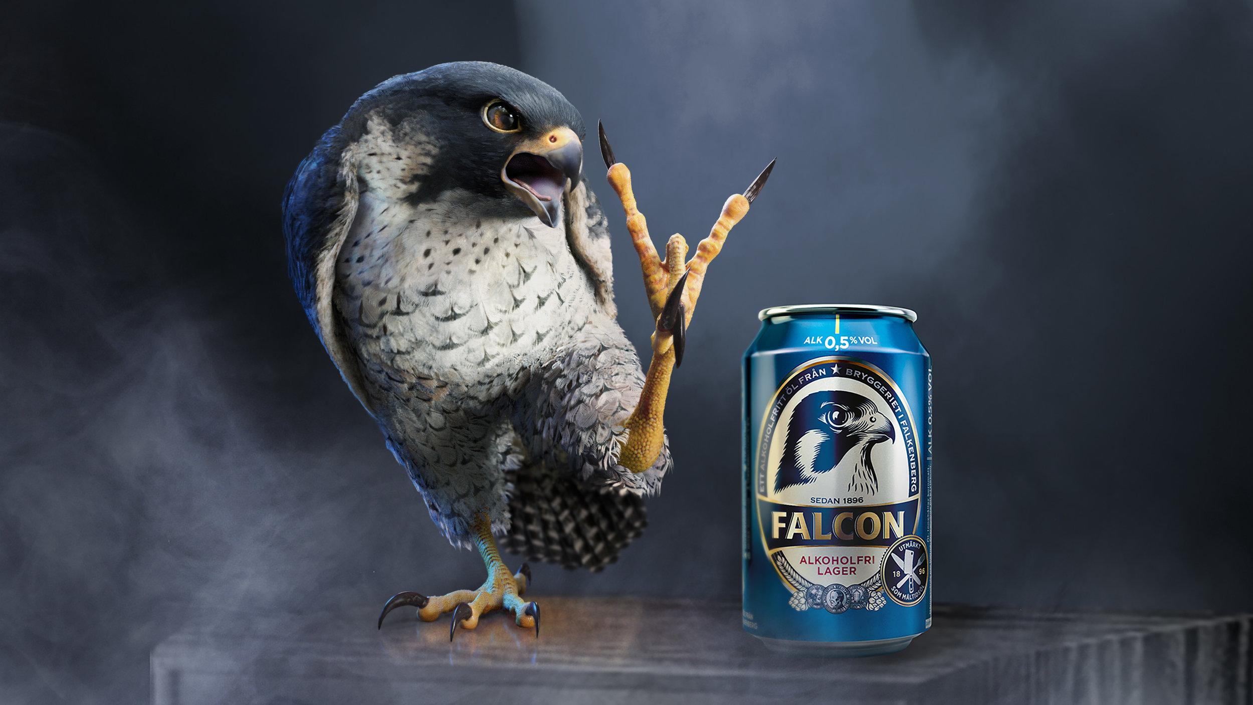 Falcon - Rock On
