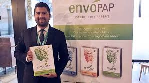 Kaushal Shah, Director, envoPAP - Developing eco friendly papers