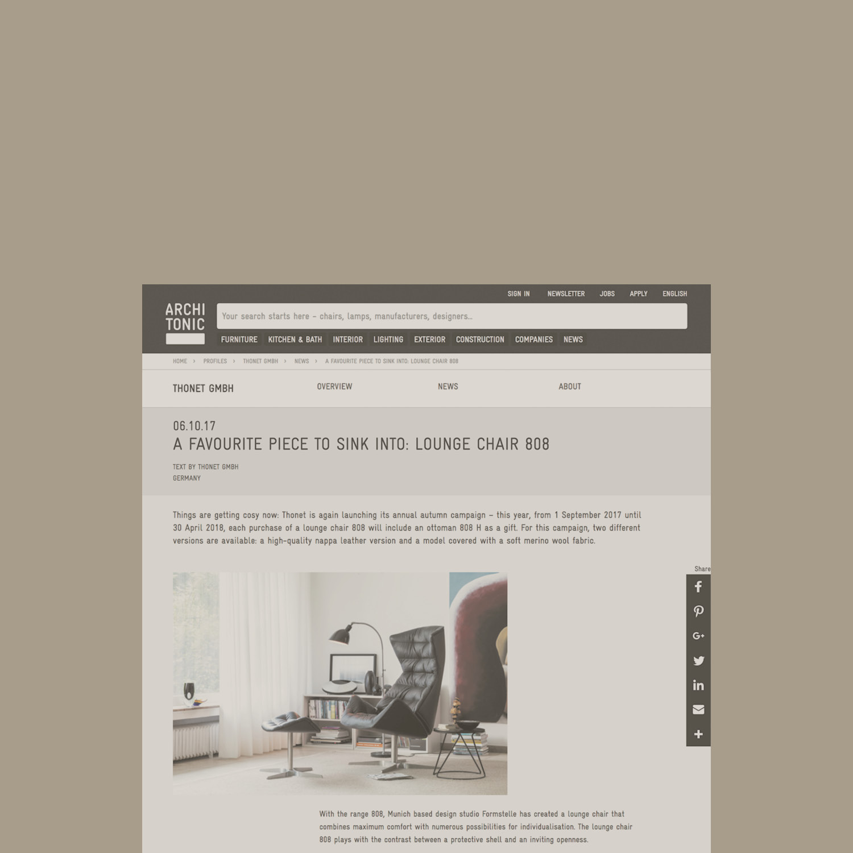 Architonic Posts -
