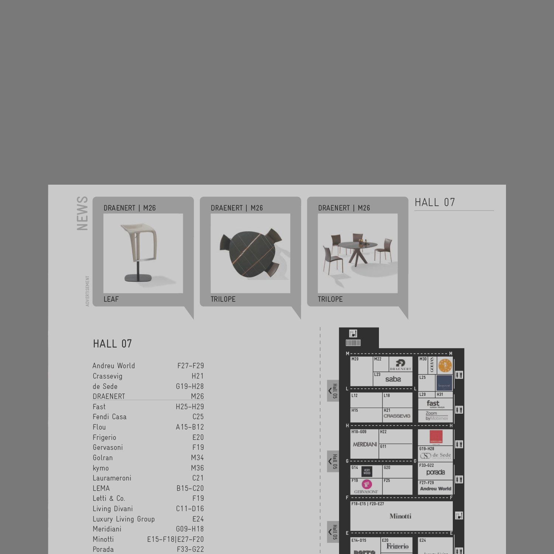Architonic Guide Ads -