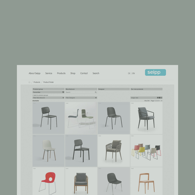 Virtual Showroom -
